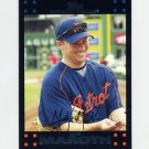 2007 Topps Baseball #417 Mike Maroth - Detroit Tigers