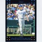 2007 Topps Baseball #416 Mark Redman - Kansas City Royals
