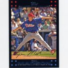2007 Topps Baseball #406 Ryan Madson - Philadelphia Phillies