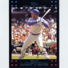 2007 Topps Baseball #371 Kenny Lofton - Texas Rangers