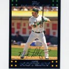 2007 Topps Baseball #333 Mark Kotsay - Oakland A's