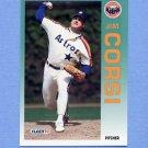 1992 Fleer Baseball #431 Jim Corsi - Houston Astros