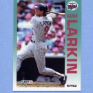 1992 Fleer Baseball #207 Gene Larkin - Minnesota Twins