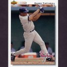 1992 Upper Deck Baseball #746 Danny Tartabull - New York Yankees