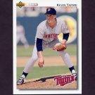 1992 Upper Deck Baseball #624 Kevin Tapani - Minnesota Twins