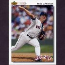 1992 Upper Deck Baseball #588 Mike Gardiner - Boston Red Sox
