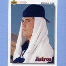 1992 Upper Deck Baseball #374 Darryl Kile - Houston Astros