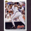 1992 Upper Deck Baseball #338 Sam Horn - Baltimore Orioles