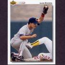 1992 Upper Deck Baseball #308 Luis Rivera - Boston Red Sox