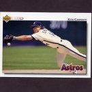 1992 Upper Deck Baseball #279 Ken Caminiti - Houston Astros