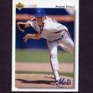 1992 Upper Deck Baseball #277 Frank Viola - New York Mets