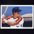 1992 Upper Deck Baseball #031 The Houston Astros Team Checklist / Craig Biggio
