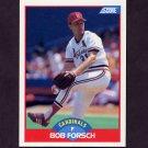 1989 Score Baseball #525 Bob Forsch - St. Louis Cardinals