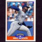 1989 Score Baseball #398 Mike Jackson - Seattle Mariners