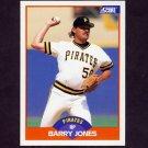 1989 Score Baseball #333 Barry Jones - Pittsburgh Pirates