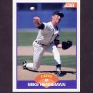 1989 Score Baseball #293 Mike Henneman - Detroit Tigers