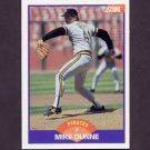 1989 Score Baseball #285 Mike Dunne - Pittsburgh Pirates