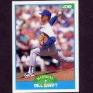 1989 Score Baseball #219 Bill Swift - Seattle Mariners