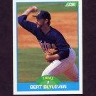 1989 Score Baseball #215 Bert Blyleven - Minnesota Twins