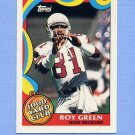 1989 Topps Football 1000 Yard Club #15 Roy Green - Phoenix Cardinals