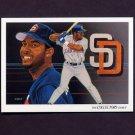 1993 Upper Deck Baseball #828 San Diego Padres Team Checklist / Gary Sheffield