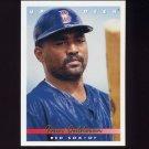 1993 Upper Deck Baseball #751 Ivan Calderon - Boston Red Sox