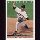 1993 Upper Deck Baseball #745 Blas Minor - Pittsburgh Pirates