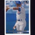 1993 Upper Deck Baseball #741 Candy Maldonado - Chicago Cubs