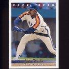 1993 Upper Deck Baseball #729 Jose Uribe - Houston Astros