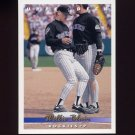 1993 Upper Deck Baseball #720 Willie Blair - Colorado Rockies