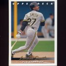 1993 Upper Deck Baseball #716 Lonnie Smith - Pittsburgh Pirates