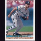 1993 Upper Deck Baseball #711 Luis Aquino - Florida Marlins