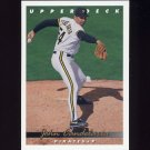 1993 Upper Deck Baseball #690 John Candelaria - Pittsburgh Pirates
