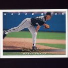 1993 Upper Deck Baseball #671 Bobby Thigpen - Chicago White Sox