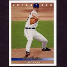1993 Upper Deck Baseball #633 Tom Bolton - Detroit Tigers