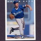 1993 Upper Deck Baseball #624 Russ Swan - Seattle Mariners
