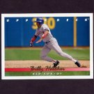 1993 Upper Deck Baseball #618 Billy Hatcher - Boston Red Sox
