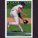 1993 Upper Deck Baseball #617 Bob Scanlan - Chicago Cubs
