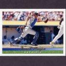 1993 Upper Deck Baseball #604 Brent Mayne - Kansas City Royals