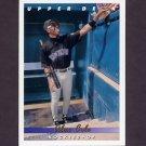 1993 Upper Deck Baseball #538 Alex Cole - Colorado Rockies