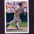 1993 Upper Deck Baseball #537 Dave Hansen - Los Angeles Dodgers