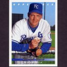 1993 Upper Deck Baseball #534 David Cone - Kansas City Royals