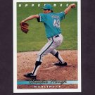 1993 Upper Deck Baseball #518 Charlie Hough - Florida Marlins