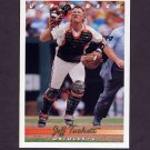 1993 Upper Deck Baseball #517 Jeff Tackett - Baltimore Orioles