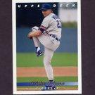 1993 Upper Deck Baseball #512 Mike Moore - Detroit Tigers
