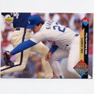 1993 Upper Deck Baseball #490 Eric Karros AW - Los Angeles Dodgers