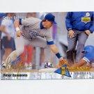 1993 Upper Deck Baseball #465 Dean Palmer IN - Texas Rangers