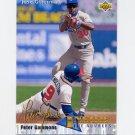 1993 Upper Deck Baseball #464 Jose Offerman IN - Los Angeles Dodgers