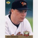 1993 Upper Deck Baseball #437 Brad Pennington - Baltimore Orioles