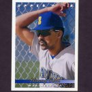 1993 Upper Deck Baseball #411 Henry Cotto - Seattle Mariners